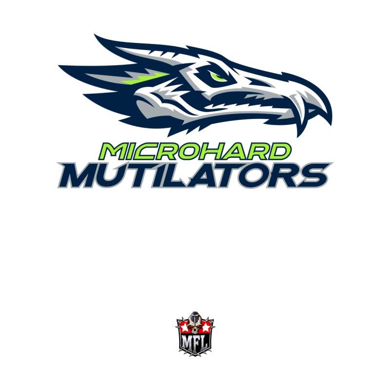 MFL Microhard Mutilators apparel by Mutant Football League Team Store