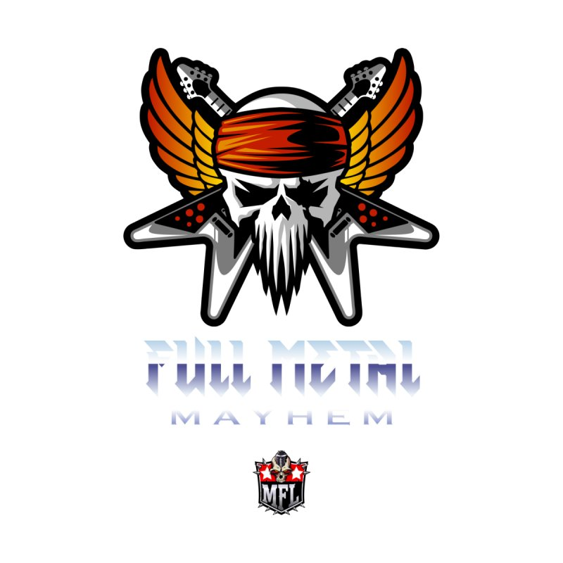 MFL Full Metal Mayhem apparel Women's Tank by Mutant Football League Team Store