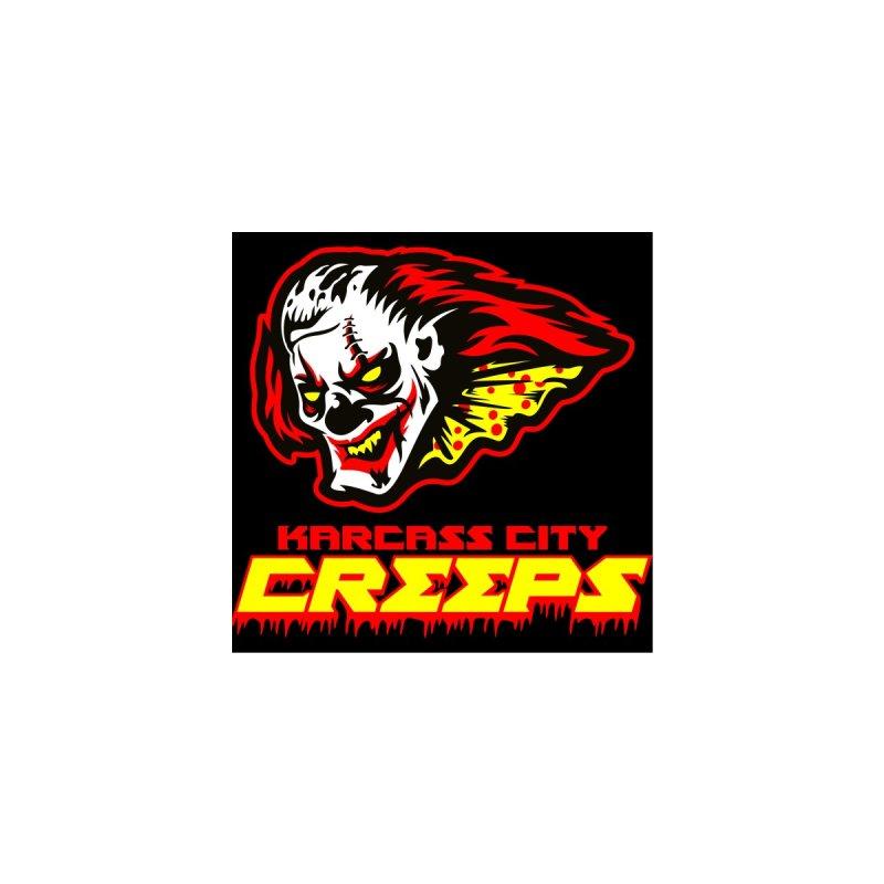 MFL Karcass City Creeps logo Women's Tank by Mutant Football League Team Store