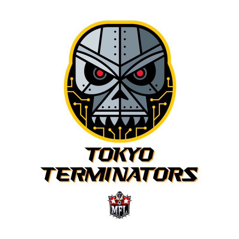 MFL Tokyo Terminators apparel by Mutant Football League Team Store