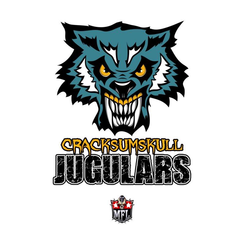 MFL Cracksumskull Jugulars apparel by Mutant Football League Team Store