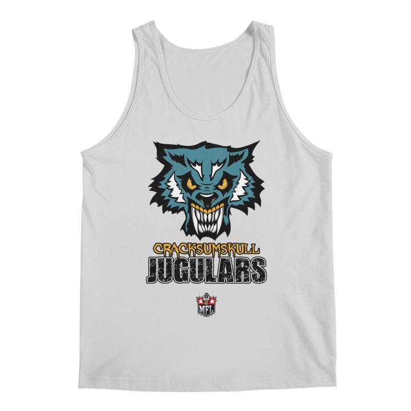 MFL Cracksumskull Jugulars apparel Men's Regular Tank by Mutant Football League Team Store