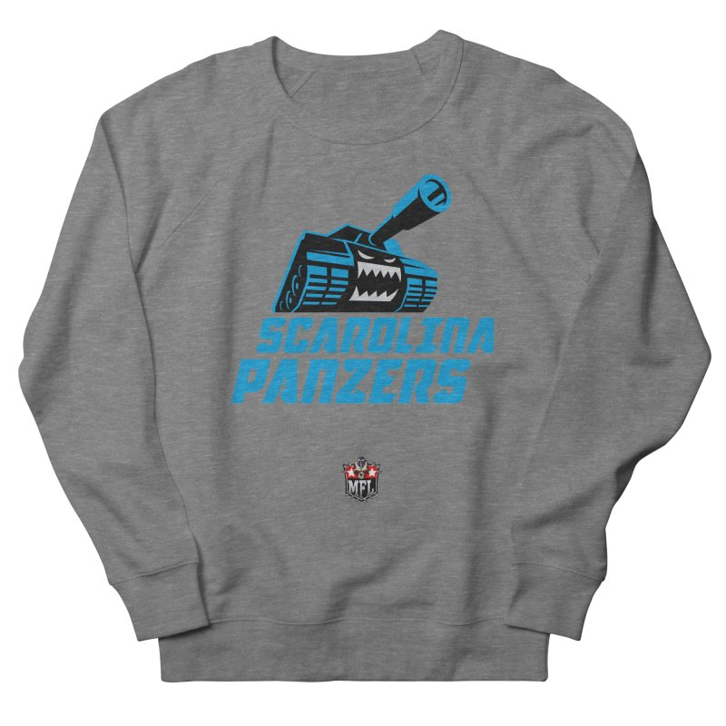MFL Scarolina Panzers apparel Women's French Terry Sweatshirt by Mutant Football League Team Store
