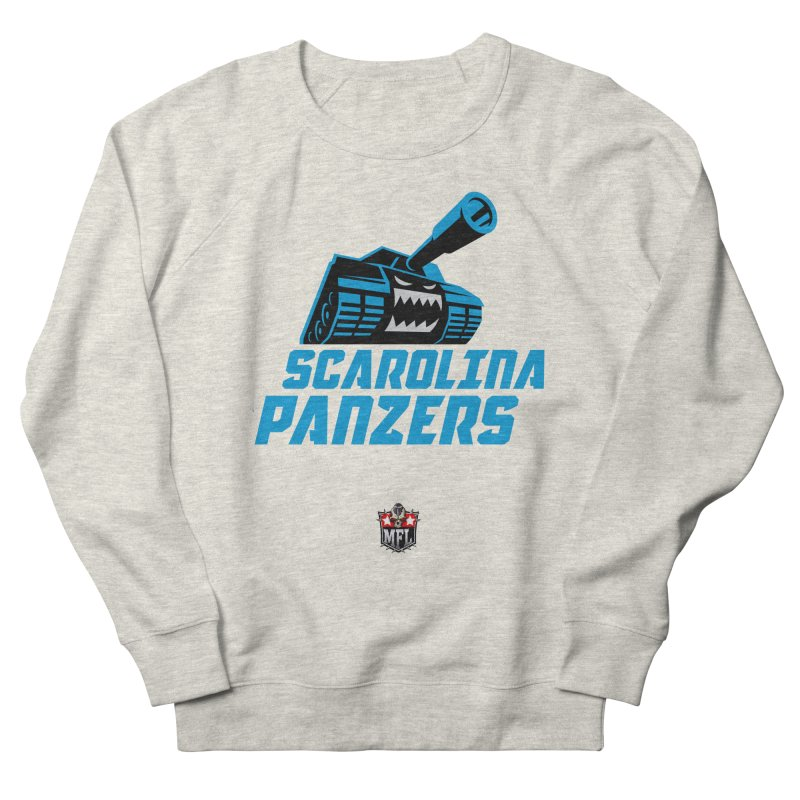 MFL Scarolina Panzers apparel Women's French Terry Sweatshirt by Mutant Football League Team Store