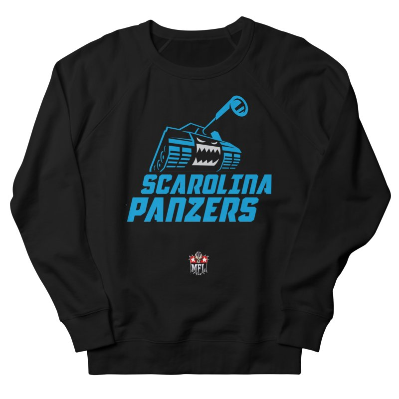 MFL Scarolina Panzers apparel Men's French Terry Sweatshirt by Mutant Football League Team Store