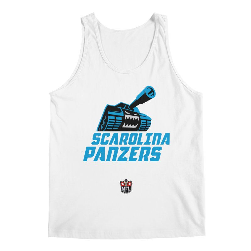 MFL Scarolina Panzers apparel Men's Regular Tank by Mutant Football League Team Store