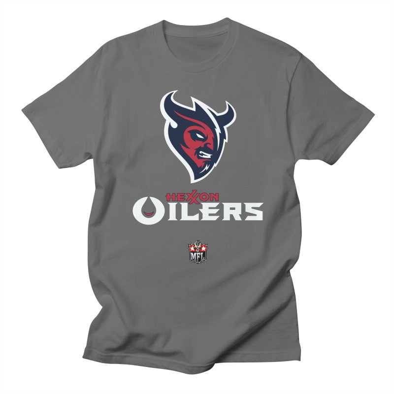 MFL Hexxon Oilers logo Women's T-Shirt by Mutant Football League Team Store
