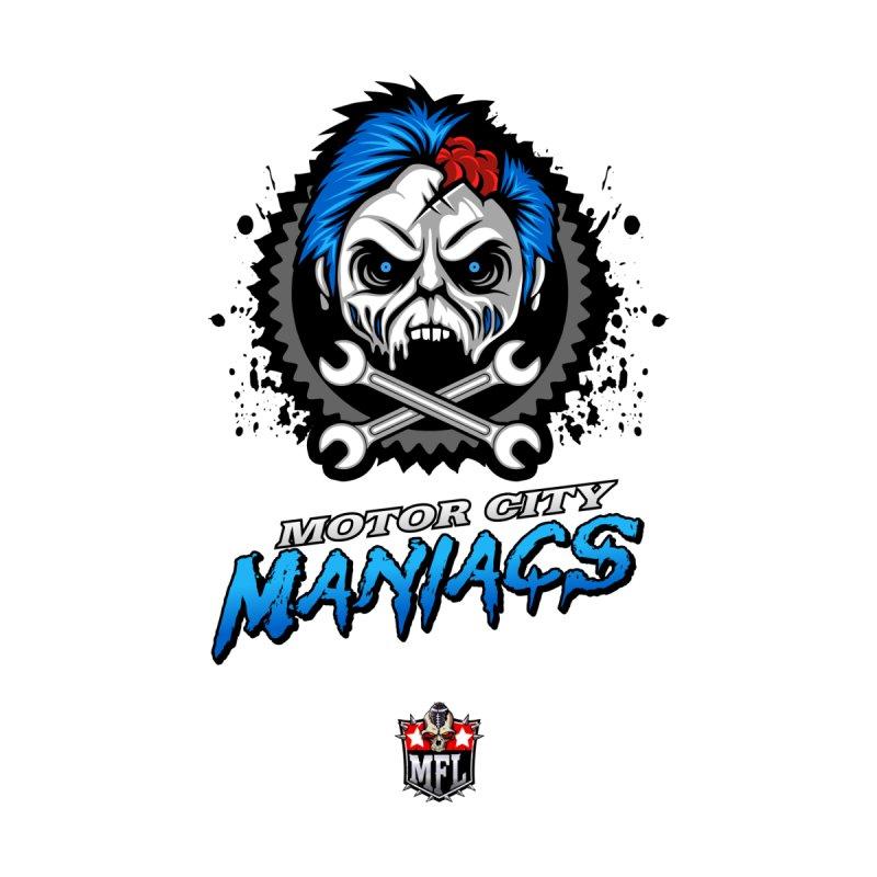 MFL Motor City Maniacs apparel by Mutant Football League Team Store