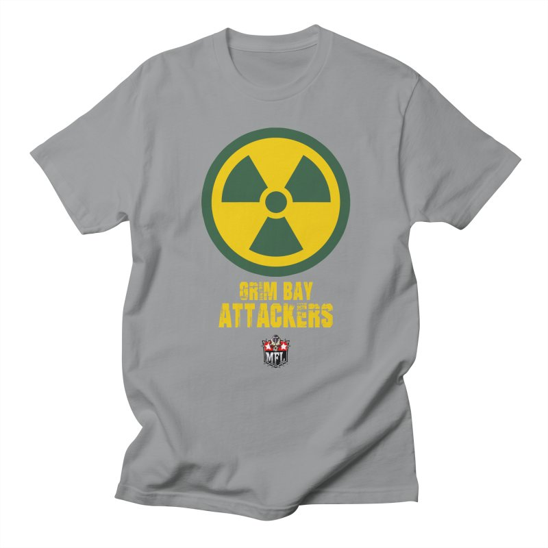 MFL Grim Bay Attackers apparel Women's Regular Unisex T-Shirt by Mutant Football League Team Store