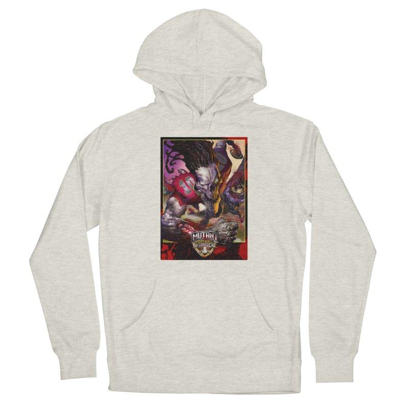 MFL Skeleton art Men's Pullover Hoody by Mutant Football League Team Store