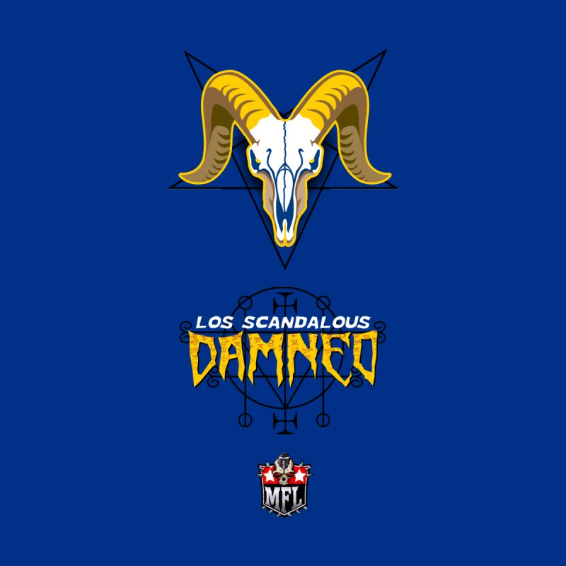 MFL Los Scandalous Damned apparel by Mutant Football League Team Store