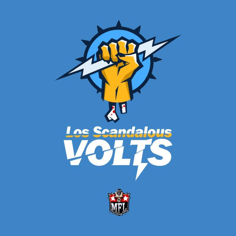 MFL Los Scandalous Volts apparel by Mutant Football League Team Store