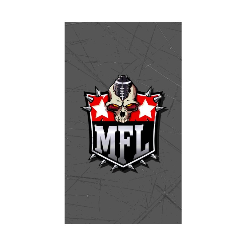MFL Shield phone case by Mutant Football League Team Store