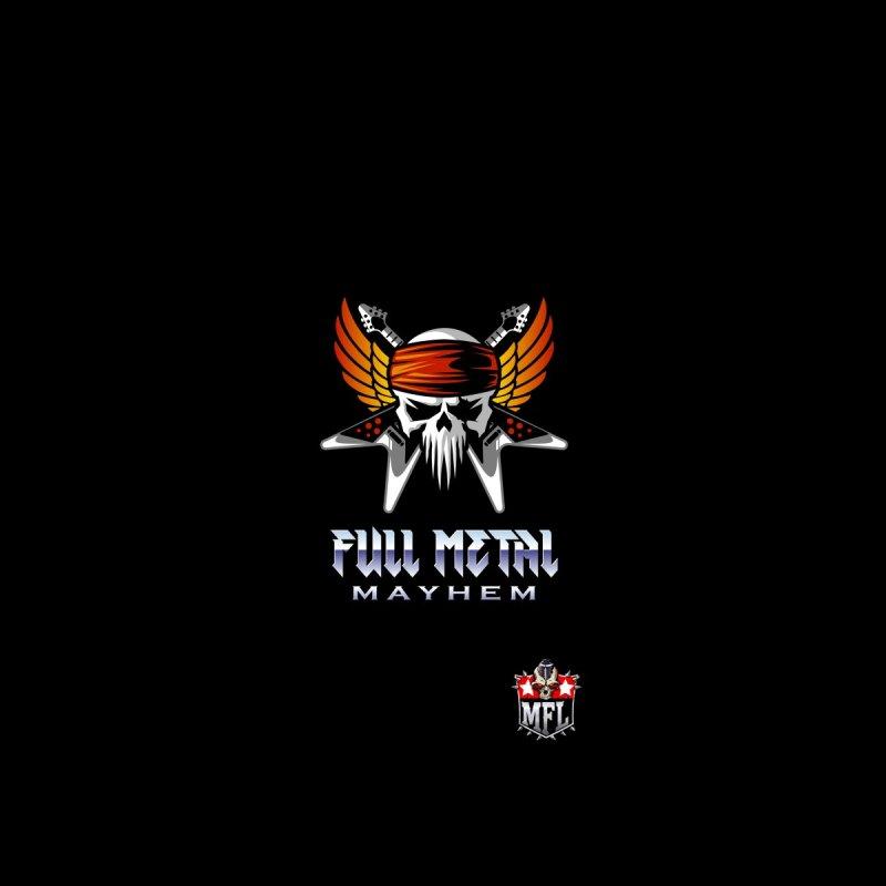 MFL Full Metal Mayhem phone case by Mutant Football League Team Store