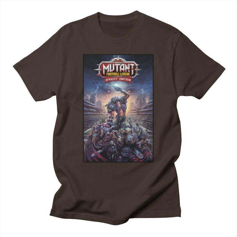MFL Dynasty Edition art Men's T-Shirt by Mutant Football League Team Store