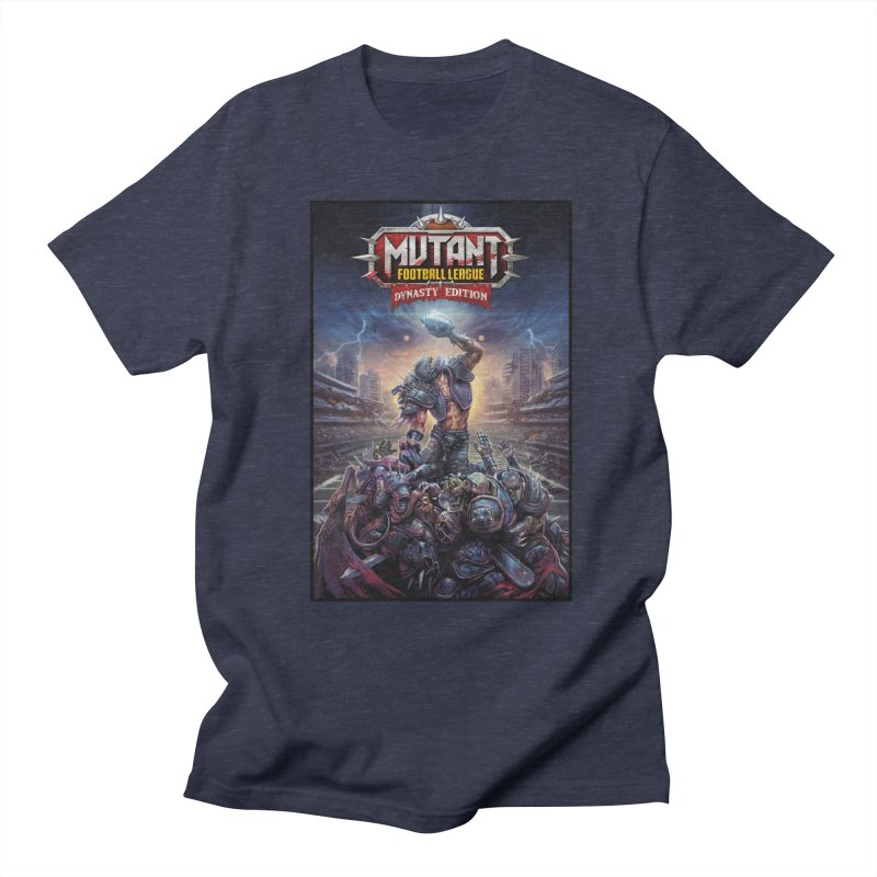 MFL Dynasty Edition art Women's T-Shirt by Mutant Football League Team Store