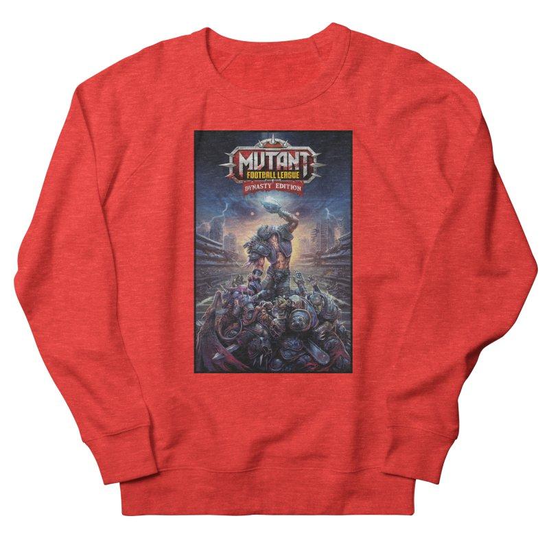 MFL Dynasty Edition art Women's Sweatshirt by Mutant Football League Team Store
