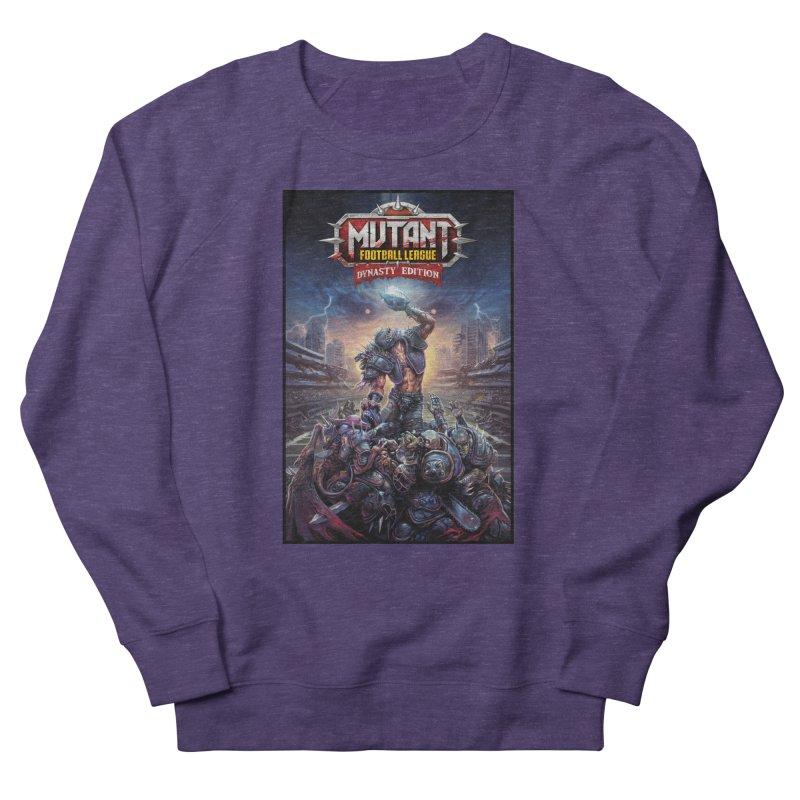 MFL Dynasty Edition art Men's Sweatshirt by Mutant Football League Team Store