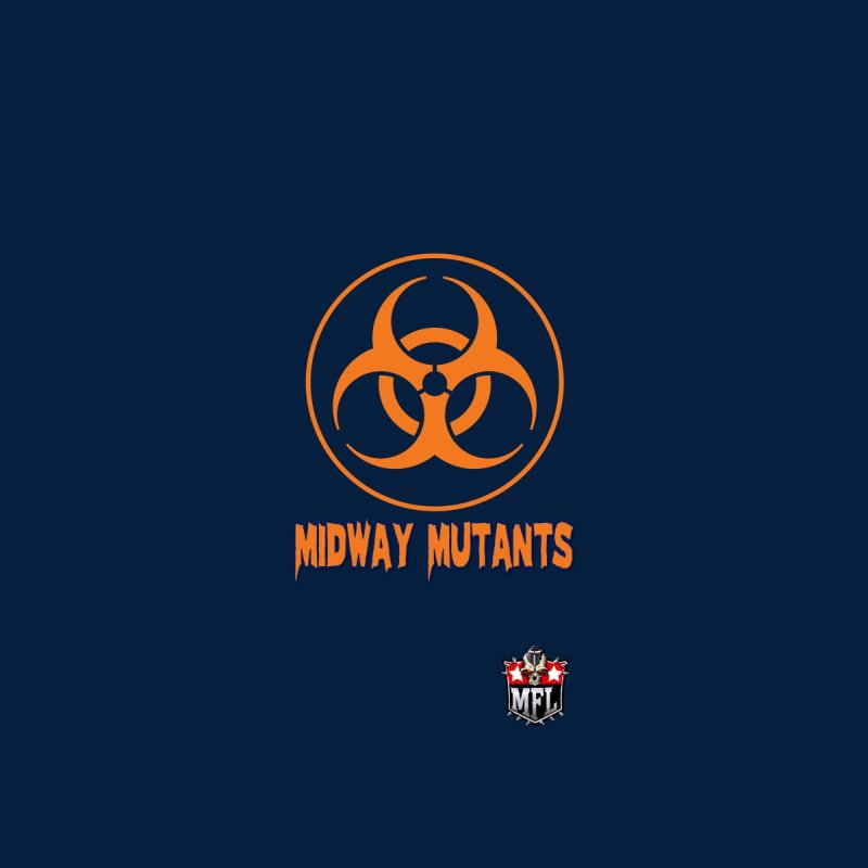 MFL Midway Mutants phone case by Mutant Football League Team Store