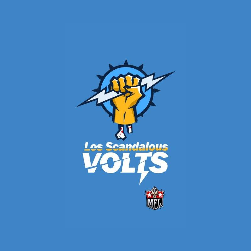 MFL Los Scandalous Volts phone case by Mutant Football League Team Store