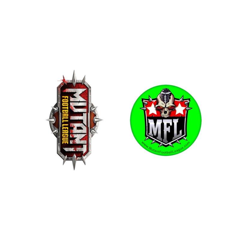 MFL Shield waterbottle by Mutant Football League Team Store