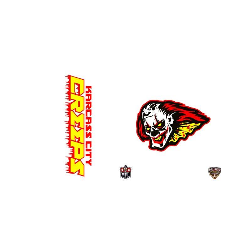 MFL Karcass City Creeps waterbottle by Mutant Football League Team Store