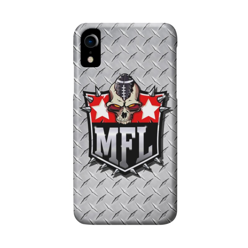 MFL Shield (diamond) Accessories Phone Case by Mutant Football League Team Store