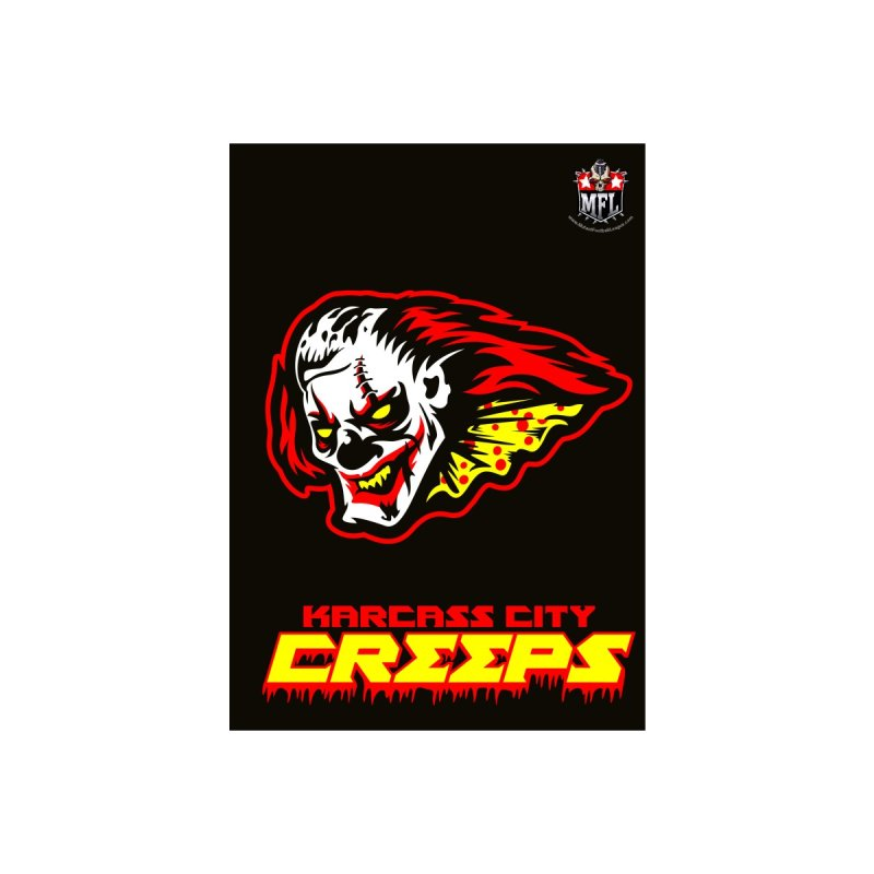 MFL Karcass City Creeps notebook by Mutant Football League Team Store