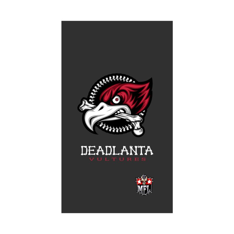 MFL Deadlanta Vultures phone case by Mutant Football League Team Store
