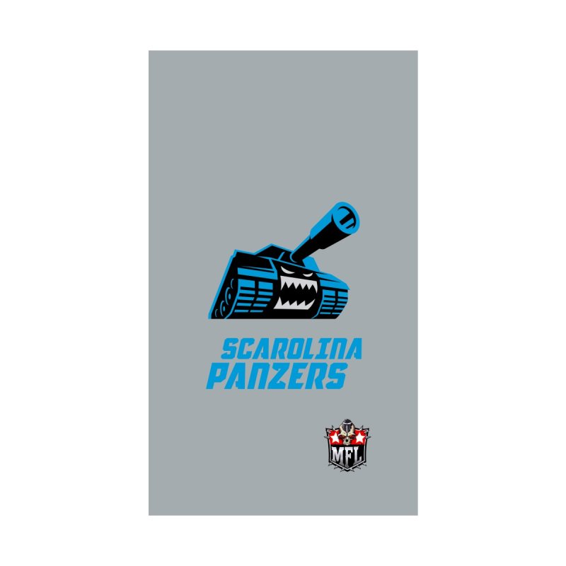 MFL Scarolina Panzers phone case by Mutant Football League Team Store