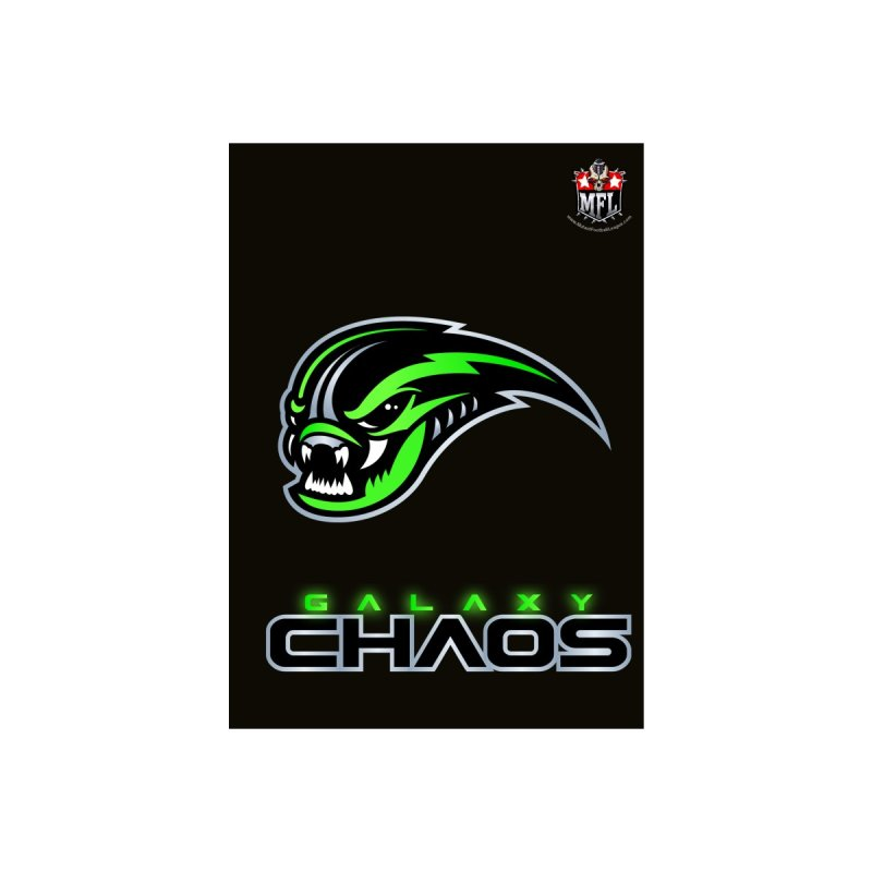 MFL Galaxy Chaos notebook by Mutant Football League Team Store