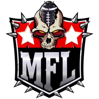 Mutant Football League Team Store Logo