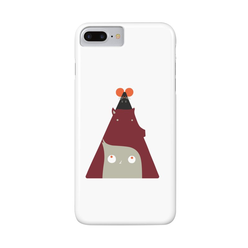 All Together Now Accessories Phone Case by Emporio de Mutanthands