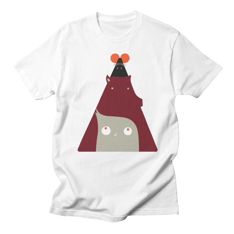 All Together Now Men's T-Shirt by Emporio de Mutanthands