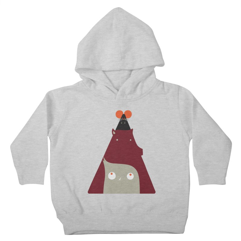 All Together Now Kids Toddler Pullover Hoody by Emporio de Mutanthands