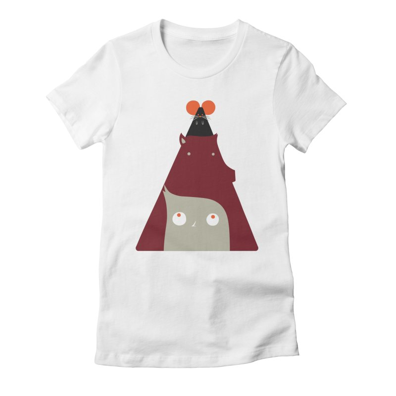 All Together Now Women's T-Shirt by Emporio de Mutanthands