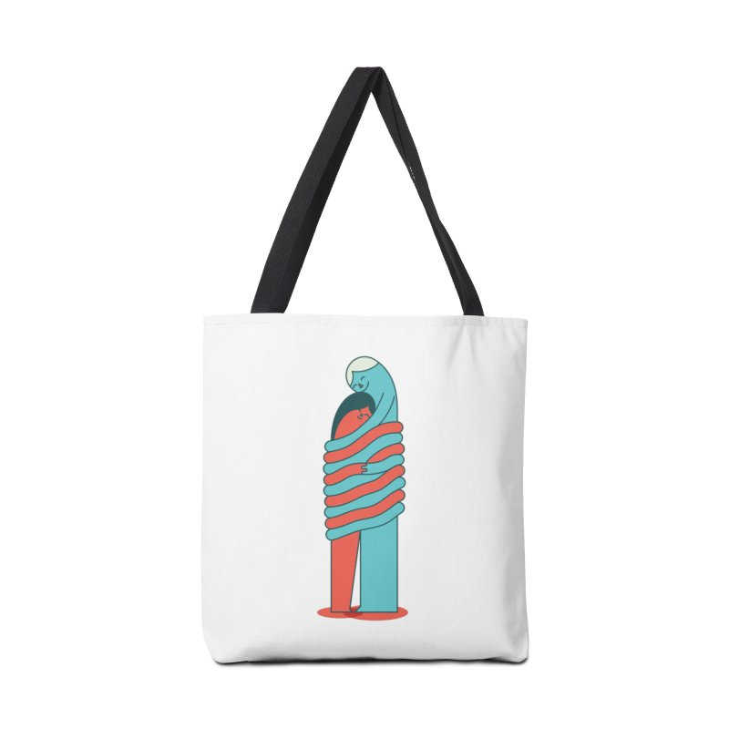 Cuddle Accessories Tote Bag Bag by Emporio de Mutanthands