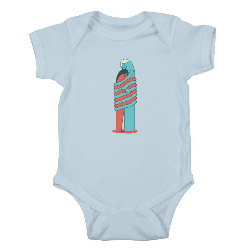 Cuddle Kids Baby Bodysuit by Emporio de Mutanthands