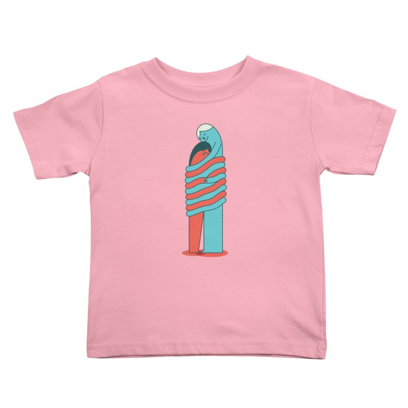 Cuddle Kids Toddler T-Shirt by Emporio de Mutanthands