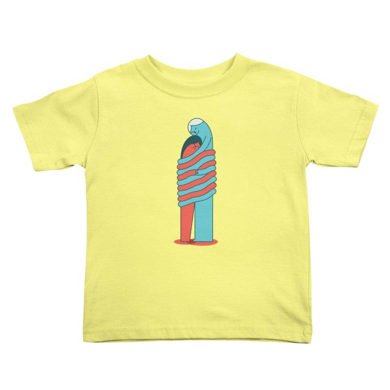 Cuddle Kids Toddler T-Shirt by Emporio de Mutanthands