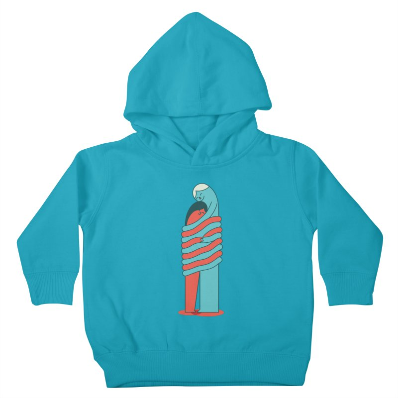 Cuddle Kids Toddler Pullover Hoody by Emporio de Mutanthands