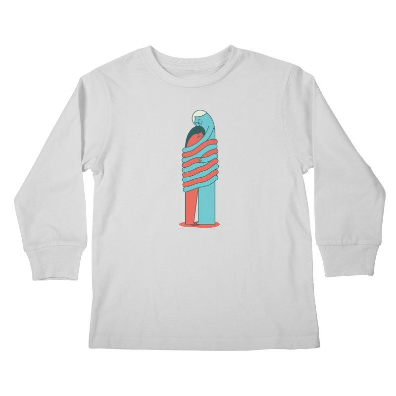 Cuddle Kids Longsleeve T-Shirt by Emporio de Mutanthands