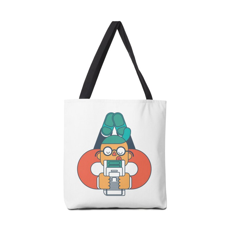 Gameboy Accessories Tote Bag Bag by Emporio de Mutanthands