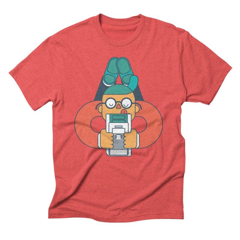Gameboy Men's T-Shirt by Emporio de Mutanthands