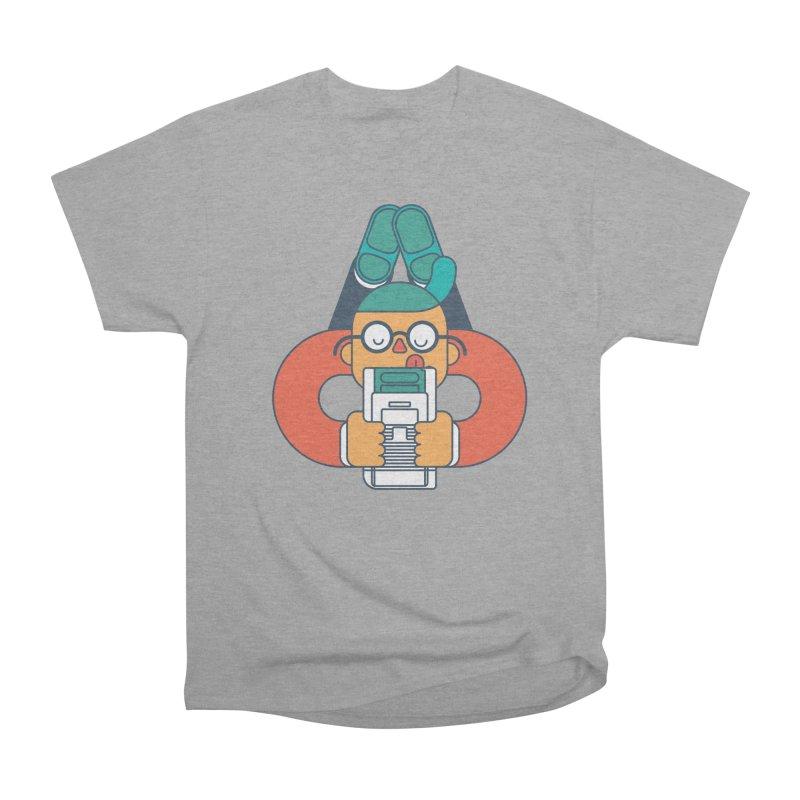 Gameboy Men's Heavyweight T-Shirt by Emporio de Mutanthands