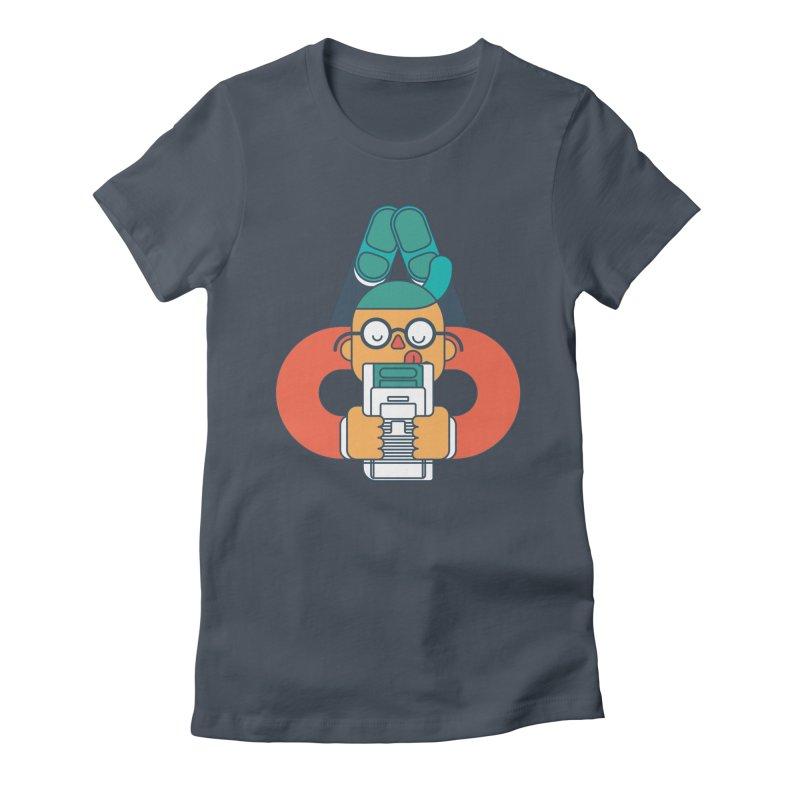 Gameboy Women's T-Shirt by Emporio de Mutanthands