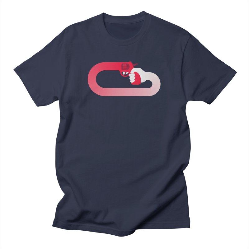 HandGun Men's T-Shirt by Emporio de Mutanthands