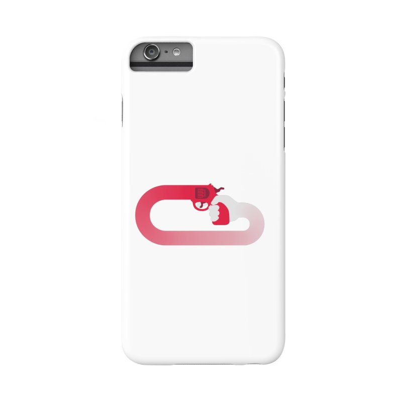 HandGun Accessories Phone Case by Emporio de Mutanthands