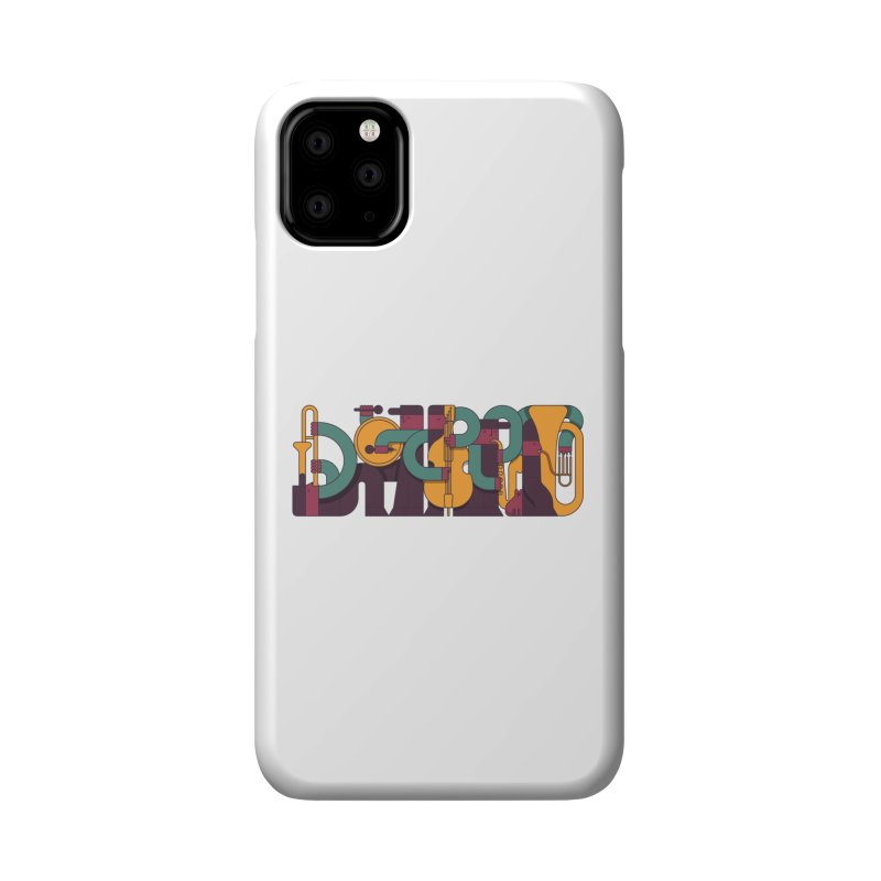 Jazzmatazz Accessories Phone Case by Emporio de Mutanthands