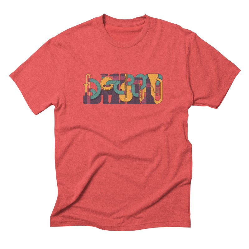 Jazzmatazz Men's T-Shirt by Emporio de Mutanthands